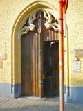 Brügge-Eingang lizenzfreies stockbild