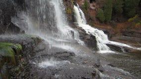 Brüllenwasserfall stock video
