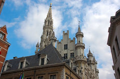 Brüssel. lizenzfreies stockbild