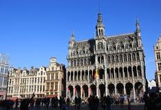 Brüssel in Belgien stockbild