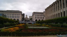 Brüssel, Belgien, Bilder der Stadt Stockbild