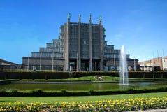 Brüssel-Rummelplatz Lizenzfreie Stockfotografie