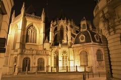 Brüssel - Schongebiet des Heiligen Michael Lizenzfreie Stockfotos