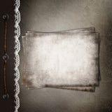 brąz albumowa pokrywa ilustracja wektor