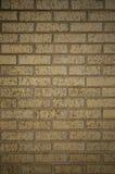 brąz ceglana ściana Obrazy Royalty Free