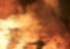 Brąz shinny abstrakta groszaka papieru tło fotografia stock