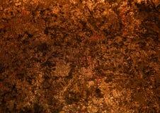 Brąz shinny abstrakta groszaka papieru tło obraz royalty free