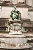 Brązowa rzeźba zdjęcie royalty free