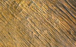 Brązowa tekstura stary metal powierzchni złoty tło obraz royalty free