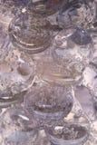 brązowe bąbelki Zdjęcie Royalty Free