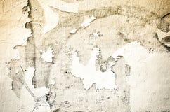 brązowy grungy ściany Obrazy Royalty Free