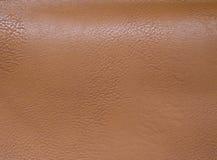 brązowy skóry konsystencja światła Zdjęcie Royalty Free