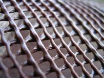 brązowy tła sieci Zdjęcie Stock