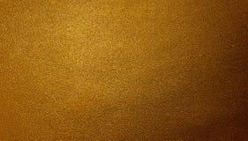 brązowy tło Metal folii dekoracyjna tekstura obraz stock