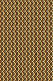 Brązu lub brązu wzór prostokąty w formie strzała ilustracji
