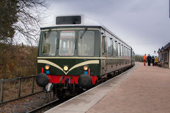 BR Class 107 DMU Royalty Free Stock Photos