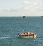 Bréhon torn, Guernsey Royaltyfri Bild