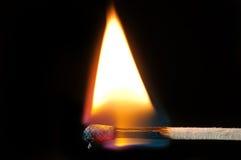 Brûlure Photographie stock libre de droits