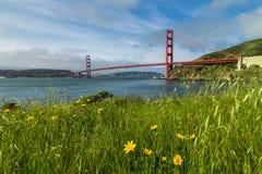 Br5ucke in San Francisco lizenzfreie stockbilder