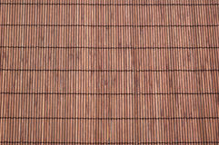 brązowy bambusa obrazy stock