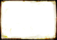 brązowy graniczny spalone fotograficznym Royalty Ilustracja