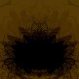 brązowy ramowy crunch Fotografia Royalty Free