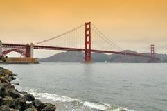 Br5ucke, San Francisco, Ca, wir Lizenzfreies Stockbild