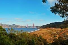 Br5ucke, San Francisco, Vereinigte Staaten Lizenzfreies Stockfoto