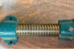 braçadeiras Foto de Stock