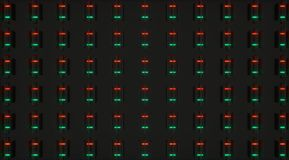 Braçadeiras 3d abstratas Fotografia de Stock