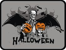 Braço de Halloween Imagens de Stock Royalty Free