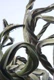 Braços da árvore dos candelabros imagem de stock royalty free