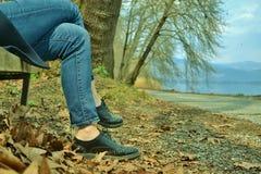 Brać odpoczynek spacer Zdjęcie Stock
