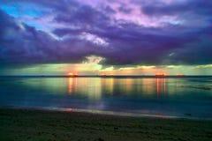 Bra ö av Saipan Royaltyfria Foton