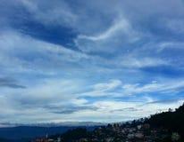 Bra afton Nagaland! Arkivfoto