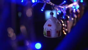Bra ande för nytt år lager videofilmer