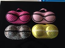 Sweety Bra bags Stock Images
