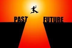 Bra framtid vektor illustrationer
