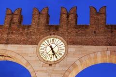 Bra Gate in Verona Royalty Free Stock Image