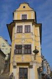 Bra herdes hus, Bratislava Arkivfoton