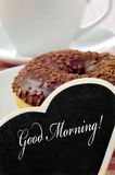 Bra morgon Royaltyfria Foton