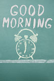 Bra morgon! Royaltyfri Bild