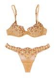 Bra and panties Stock Photo
