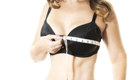 Bra size Stock Photos