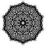 Braadpan Glyph Royalty-vrije Stock Afbeelding