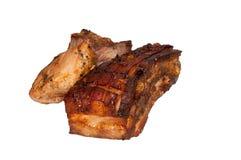 Braadstukvarkensvlees Stock Afbeeldingen