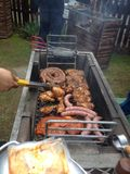Braai day Royalty Free Stock Photography