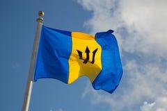 Brabados flagga Royaltyfri Fotografi