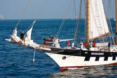 Brabander - Sailing vessel Stock Images