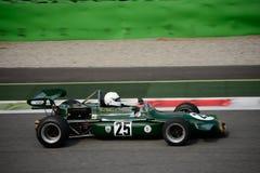 1971年Brabham BT35惯例2 库存照片